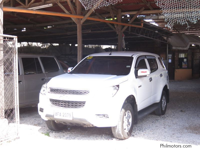 Used Chevrolet Trailblazer for sale in Cebu