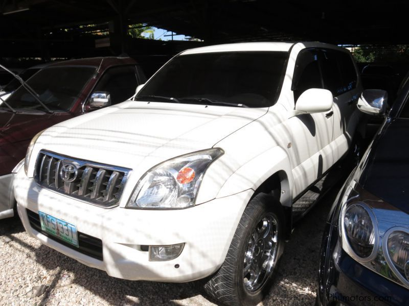 Used Toyota Land Cruiser Prado for sale in Cebu