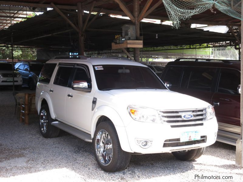 Used Ford Everest for sale in Cebu