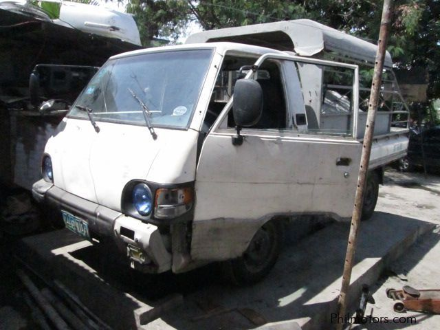 Used Hyundai forter dropside for sale in Laguna