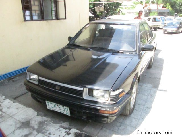 Used Toyota corolla for sale in Laguna