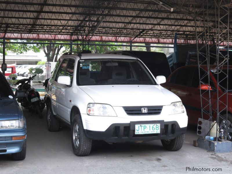 Used Honda CR-V for sale in Cebu