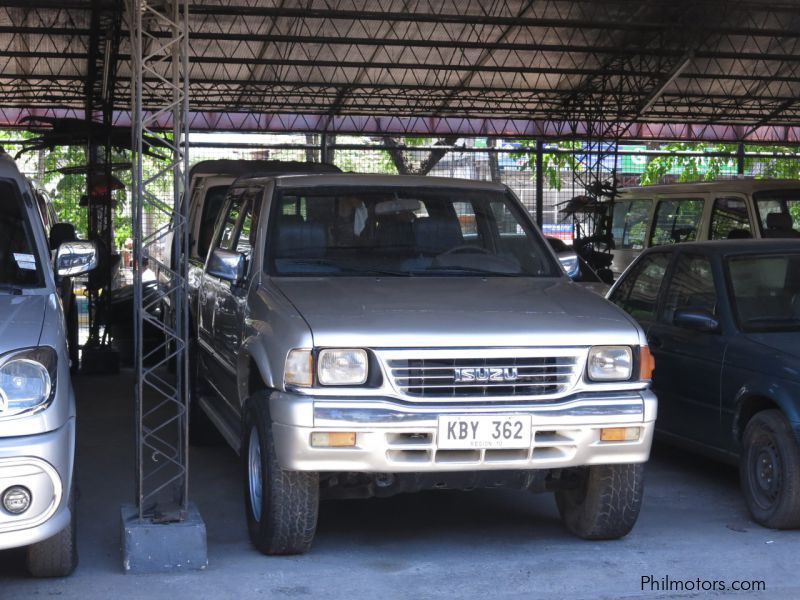 Used Isuzu Fuego for sale in Cebu