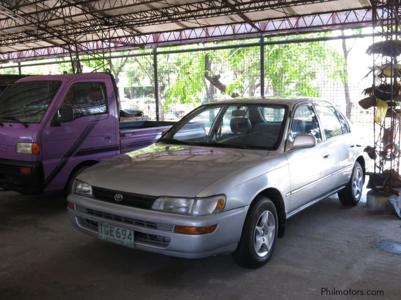 Used Toyota Corolla  for sale in Cebu