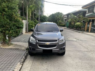 Pre-owned Chevrolet Trailblazer for sale in