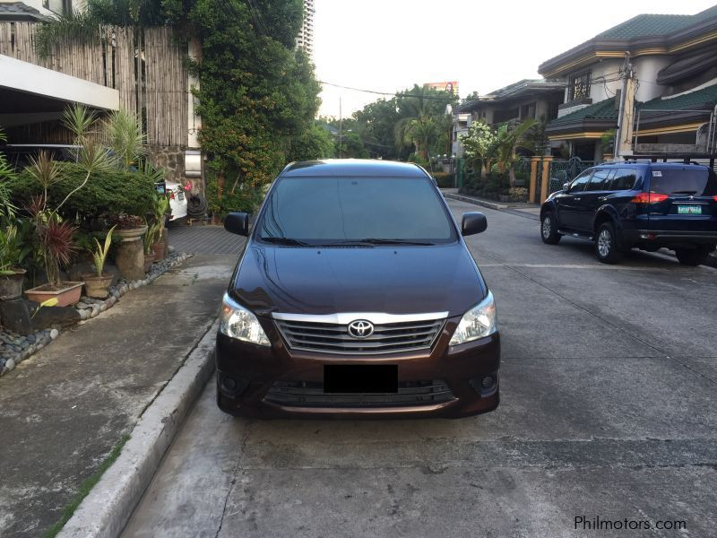 Pre-owned Toyota Innova for sale in Quezon City