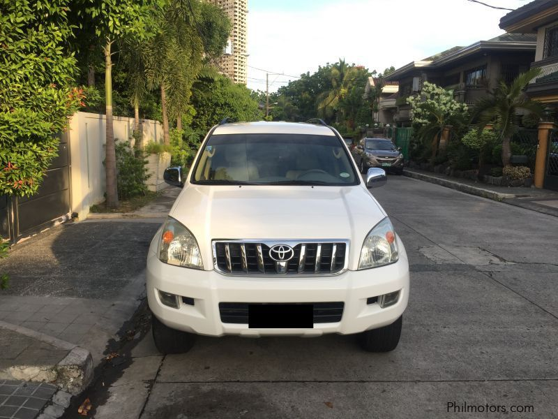 Used Toyota Land Cruiser Prado for sale in Quezon City