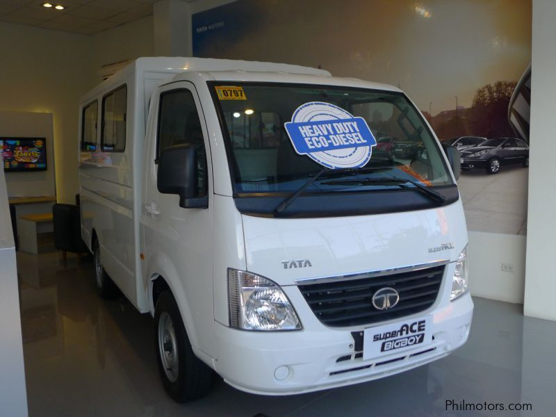 New Tata Super Ace FB for sale in Cebu