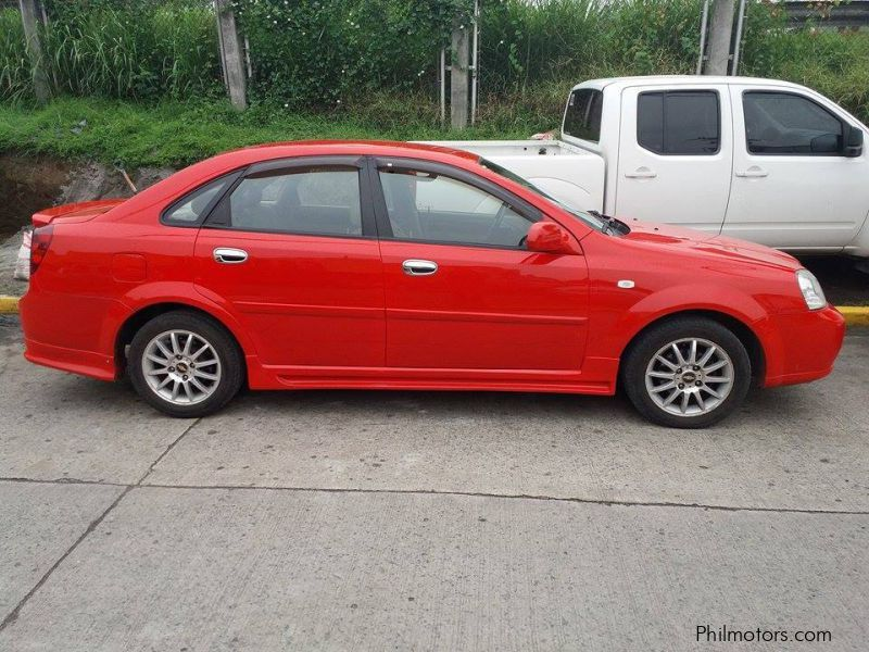 Used Chevrolet Optra for sale in Cavite