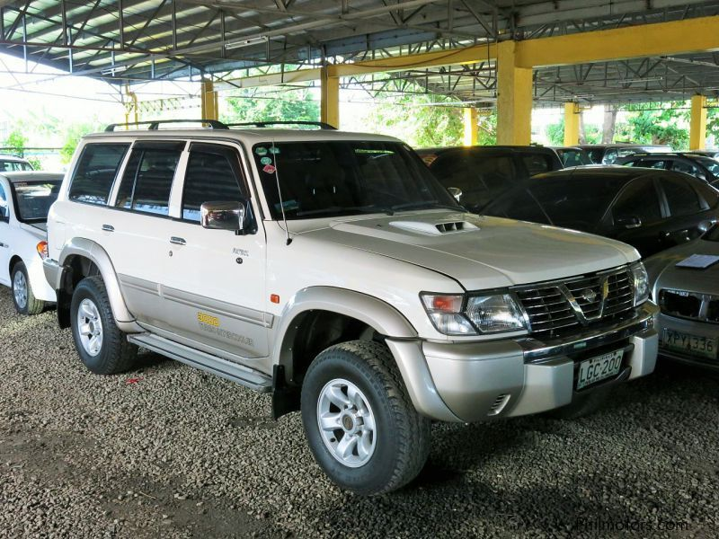 Used Nissan Patrol for sale in Cavite