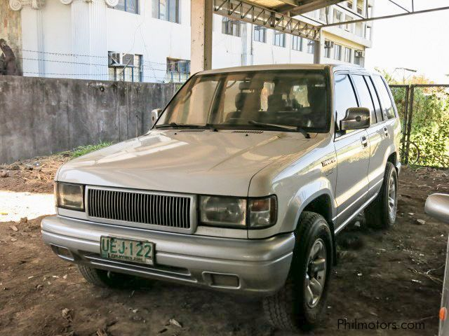Used Isuzu Trooper for sale in Laguna