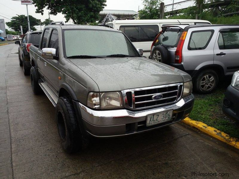 Used Ford Ranger for sale in Cavite