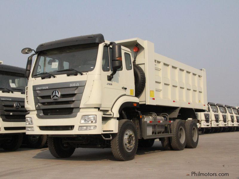 New Sinotruk 6x4  Dump Truck for sale in Batangas