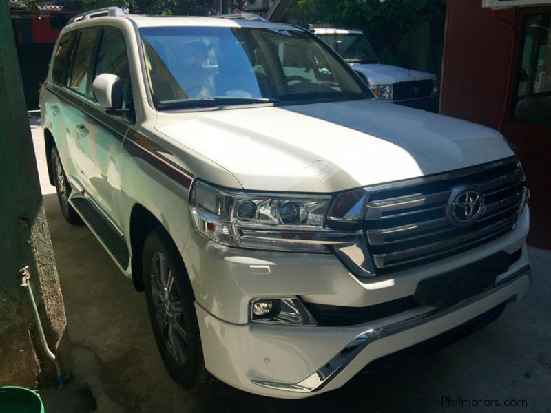 New Toyota Land Cruiser Platinum  for sale in Quezon City