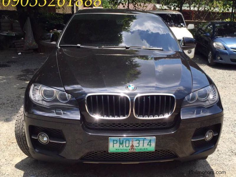 Used BMW X6 for sale in Quezon City