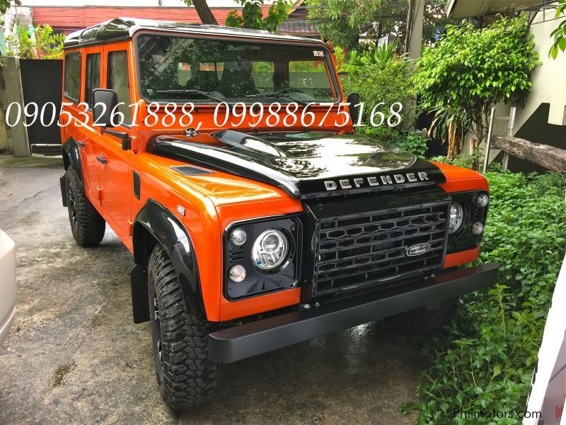 New Land Rover Defender 110 Adventure for sale in Quezon City