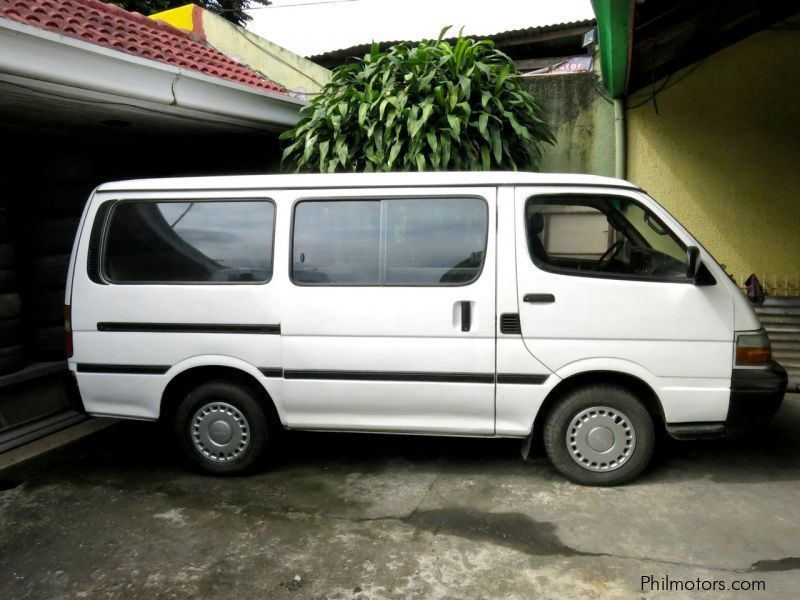 Used Toyota Hi-Ace  for sale in Marikina City