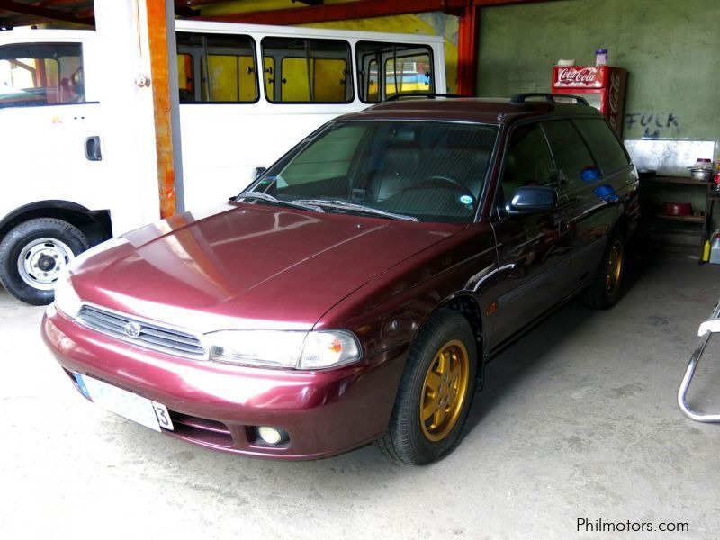 Used Subaru Legacy for sale in Marikina City