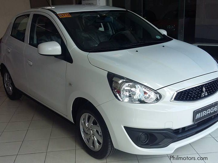 New Mitsubishi Mirage HB GLX M/T for sale in Caloocan City