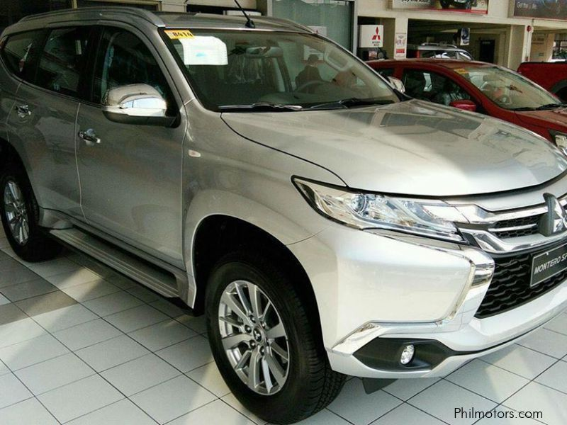 New Mitsubishi Montero GLS AT for sale in Caloocan City
