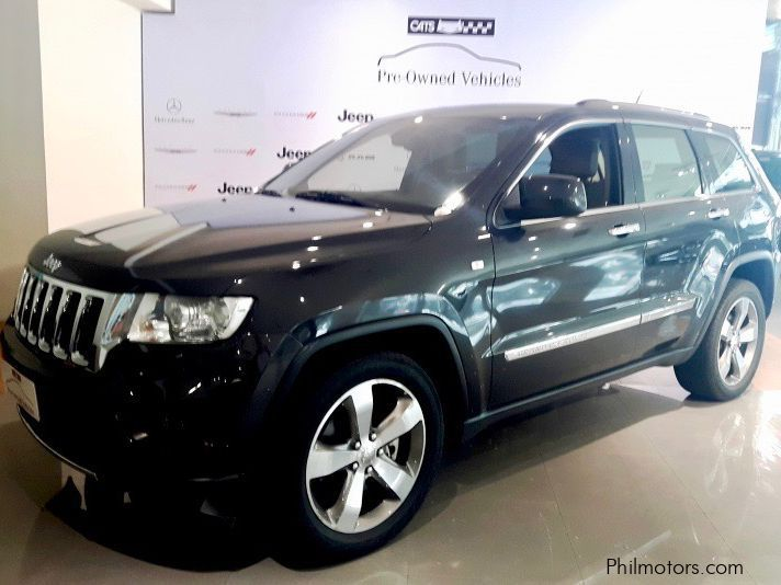 Used Jeep Grand Cherokee Ltd. for sale in San Juan