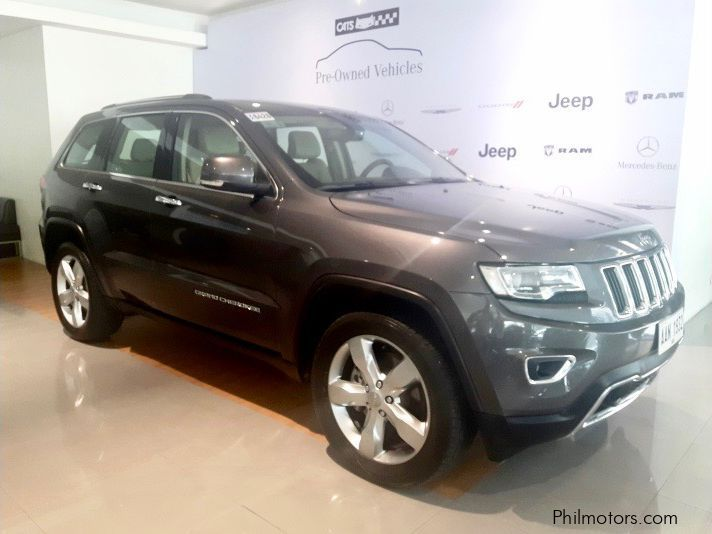 Used Jeep Grand Cherokee CRD for sale in San Juan