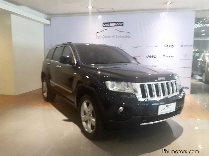 Used Jeep Grand Cherokee Overland for sale in San Juan