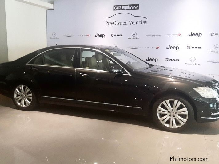 Used Mercedes-Benz S350 for sale in San Juan