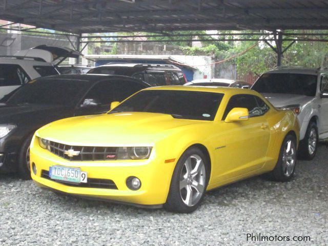 Used Chevrolet Camaro R5 in Pasay City