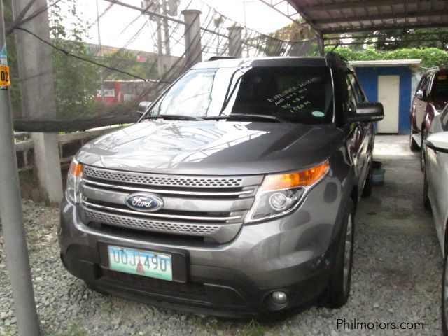 Used Ford explorer in Pasay City