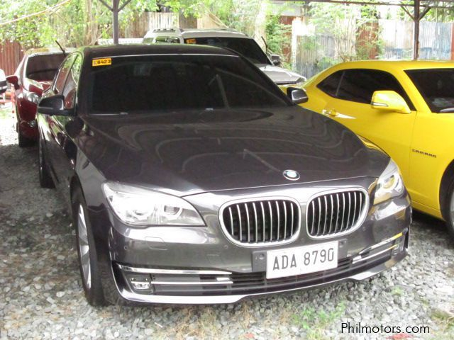 Used BMW 730d for sale