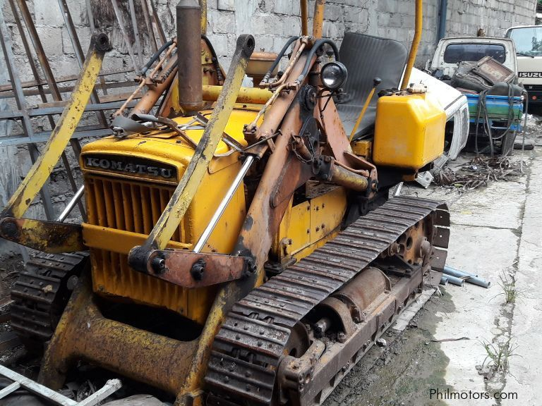 Used Komatsu Bulldozer D20-S  35PS for sale in Cebu