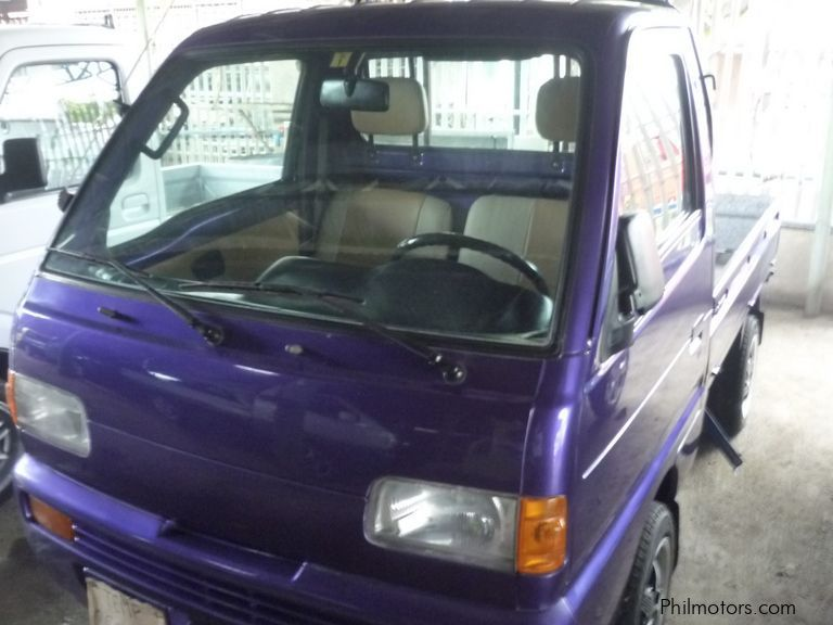 Used Suzuki Multicab Scrum Pick up Purple for sale in Cebu