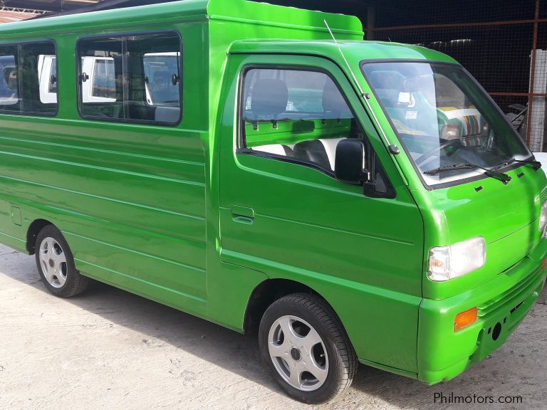 Used Suzuki Multicab Scrum FB type Extended 4x4  MT for sale in Cebu