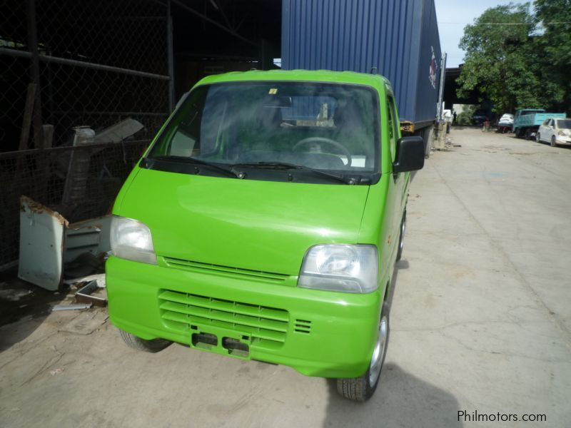 Pre-owned Suzuki Multicab Bigeye 4x2 Pickup MT for sale in