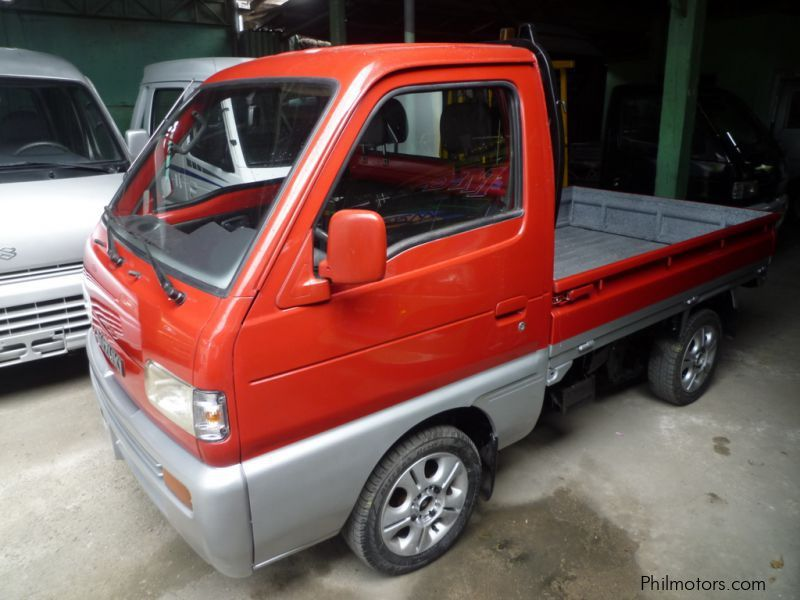 Used Suzuki Multicab Scrum Pickup 4x4 MT  for sale in Cebu