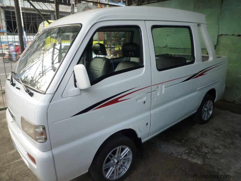 Used Suzuki Multicab Scrum 4x2 Double Cab AT for sale in Cebu