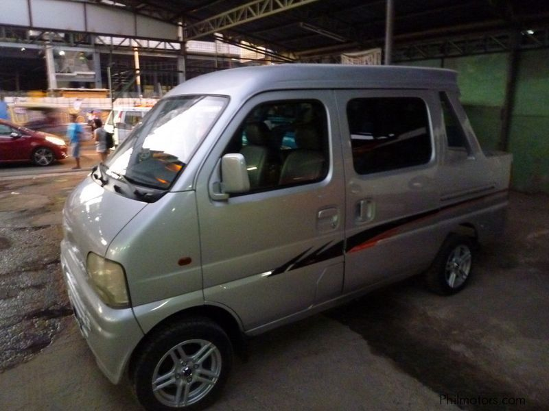 Used Suzuki Multicab Bigeye Double Cab AT 4x2 for sale in Cebu