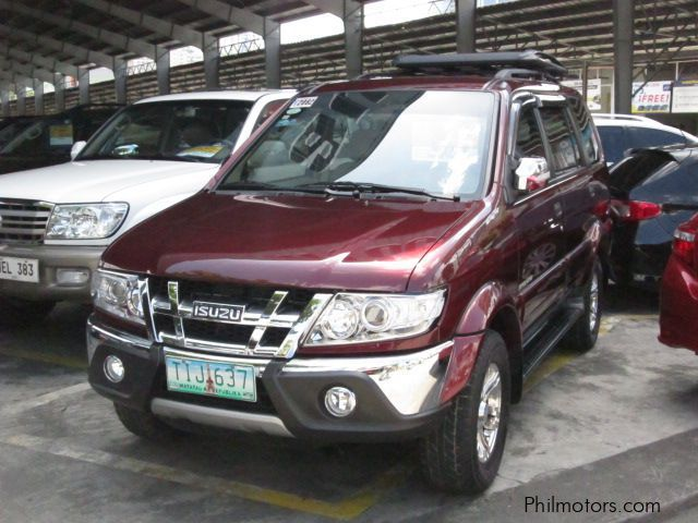 Used Isuzu Sportivo for sale in Pasig City