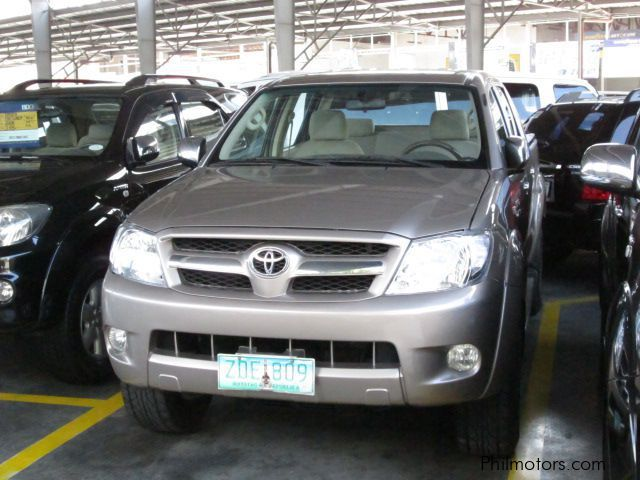 Used Toyota HILUX for sale in Pasig City