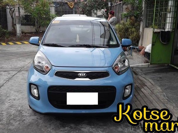 Used Kia Picanto LX for sale in Quezon City