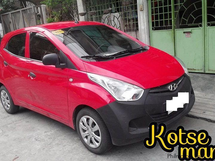 Used Hyundai Eon GL for sale in Quezon City