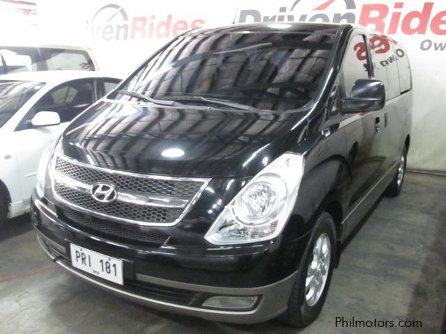 Used Hyundai Starex for sale in Pasig City
