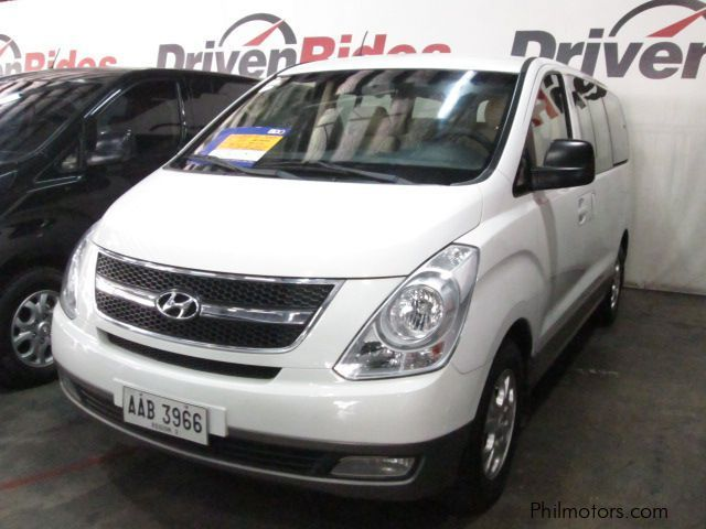 Used Hyundai Starex vgt for sale in Pasig City