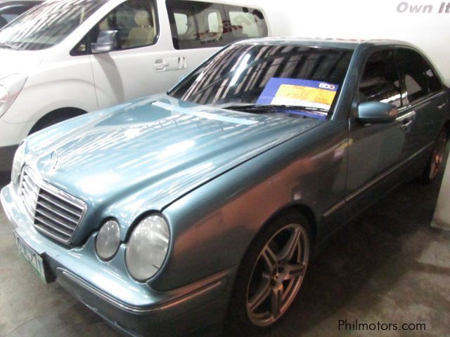 Used Mercedes-Benz sedan for sale in Pasig City