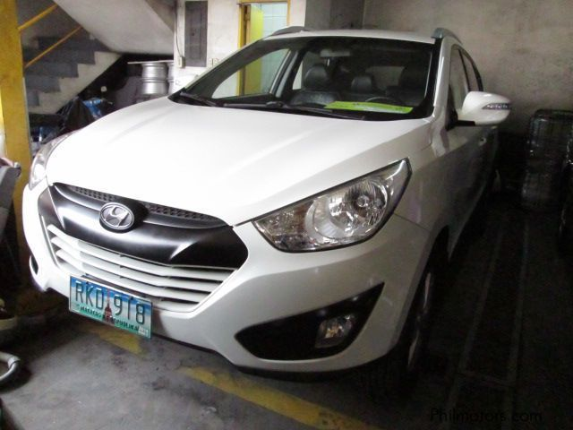 Used Hyundai Tucson 4x4 for sale in Quezon City