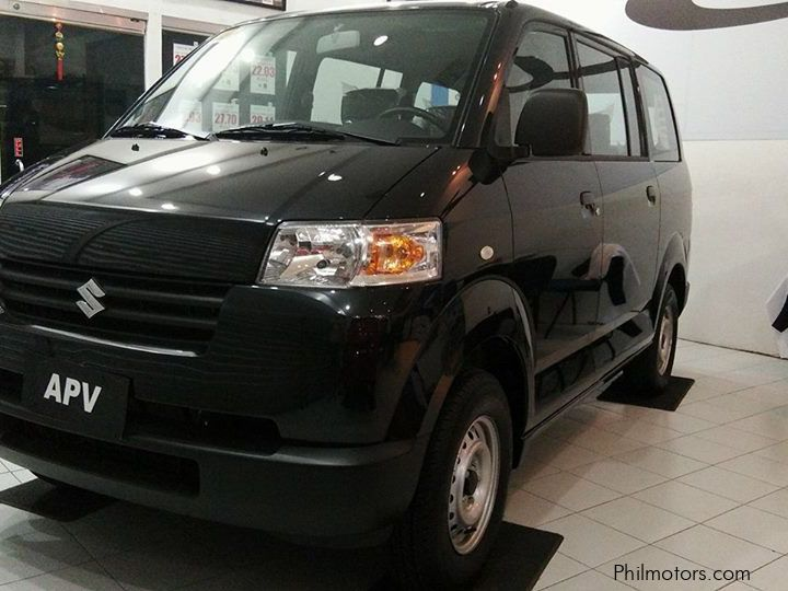 New Suzuki APV GA 1.6L MT for sale in Bulacan