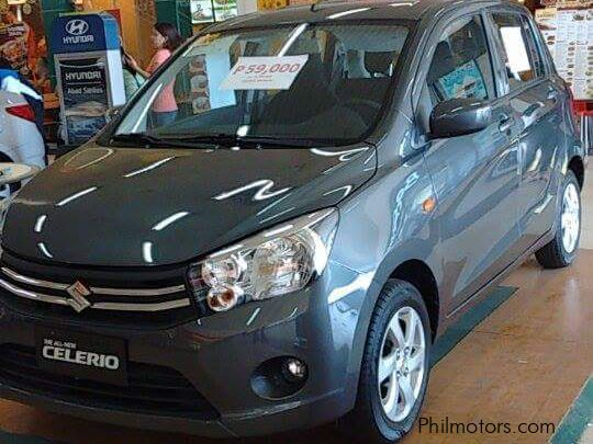 New Suzuki Celerio 1.0L Manual for sale in Bulacan