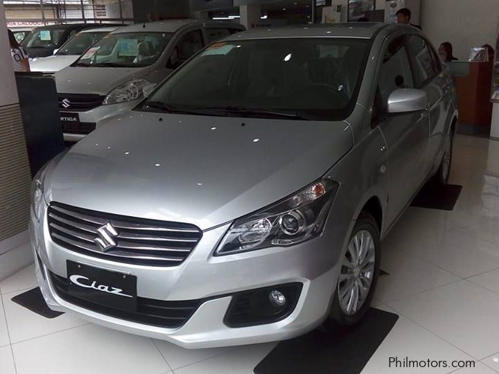 New Suzuki Ciaz GLX  AT for sale in Bulacan