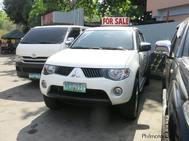 Used Mitsubishi Strada for sale in Batangas